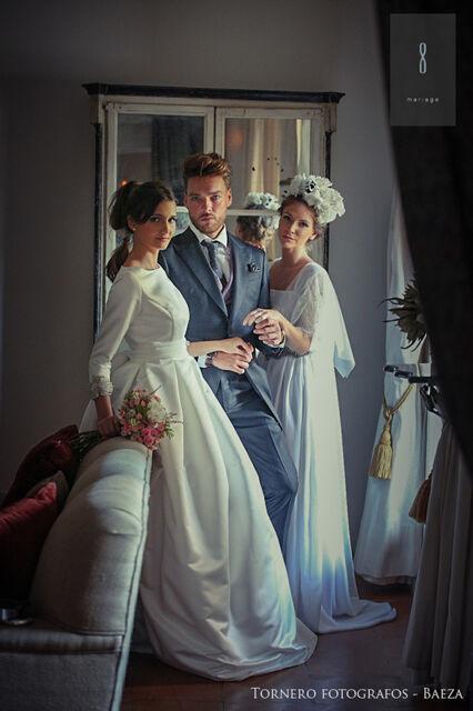 Precio vestidos novia isabel hervas